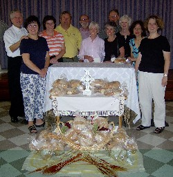 Bread of Life Liturgy August 20, 2006